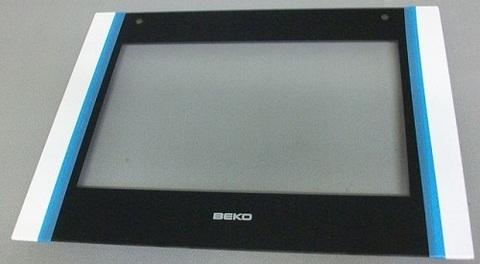 стекло духового шкафа плиты Беко 210300458
