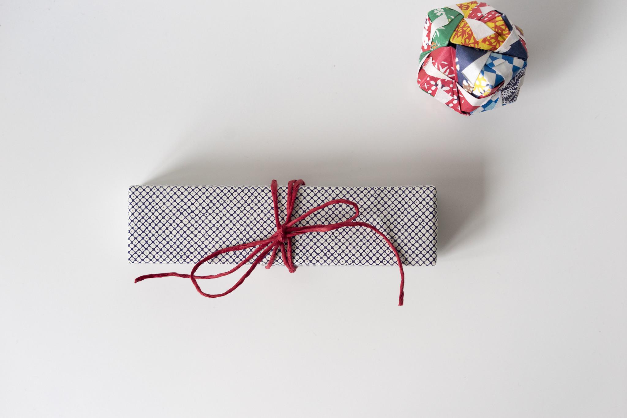 Оформление японской бумагой
