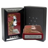 ZIPPO Classic Candy Apple Red 28830