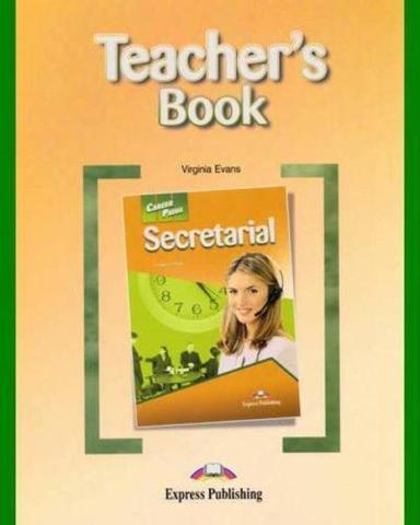 Secretarial. Teacher's Book. Книга для учителя