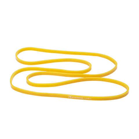 Желтая резиновая петля (2-15 кг)