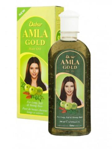 Масло амлы для волос Dabur Amla Gold