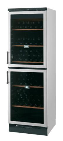 Винный шкаф Vestfrost VKG 570 Silver