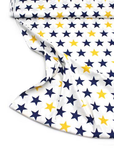 Звезды желто-синие