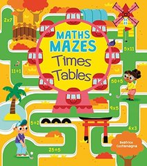 Maths Mazes: Times Tables