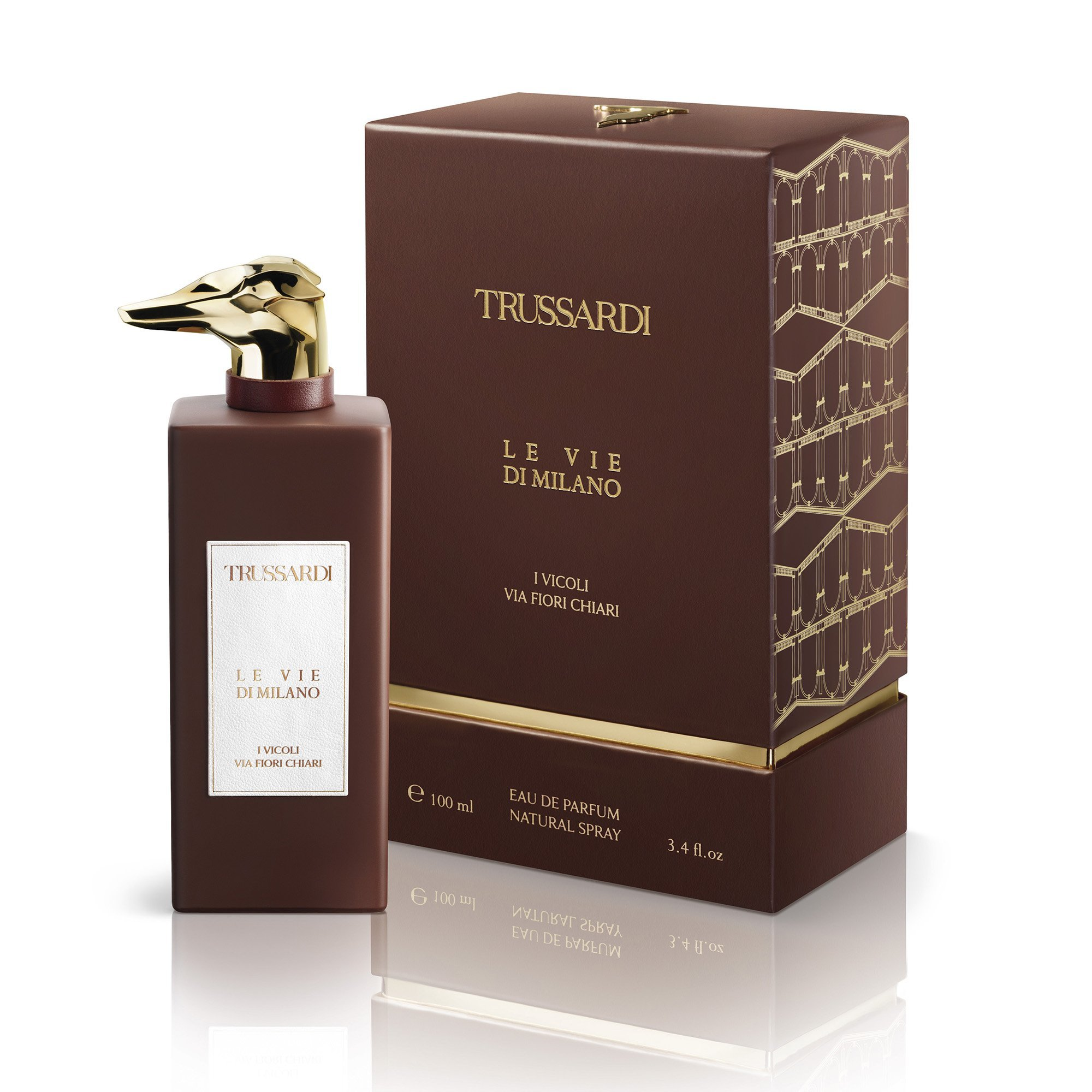 Trussardi Parfums Le Vie Di Milano I Vicoli Via Fiori Chiari EDP