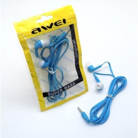 Наушники AWEI TP-104 blue