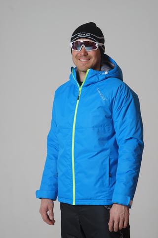 Теплая лыжная куртка Nordski Motion Blue мужская