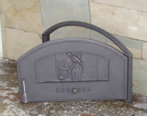 Дверца глухая правая Хозяюшка DCHD2-P H1310