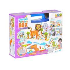 Конструктор-Мозаика Creative Portable Box Шуруповерт