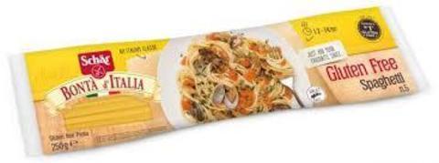 Макаронные изделия (Spaghetti) спагетти 250г б/глютен Schar