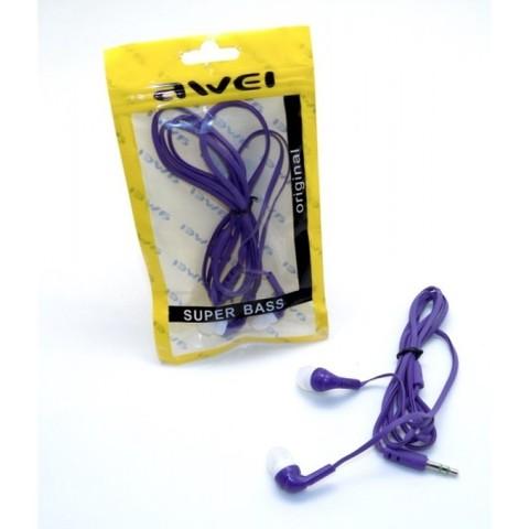 Наушники AWEI TP-105 purple
