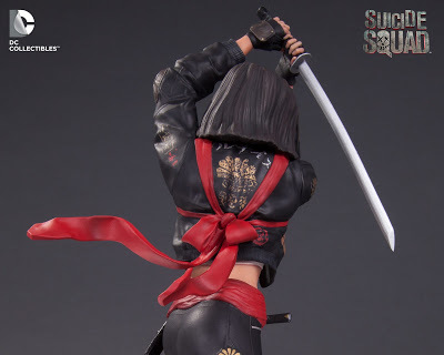 Статуэтка Отряд самоубийц Катана — Suicide Squad Katana Statue