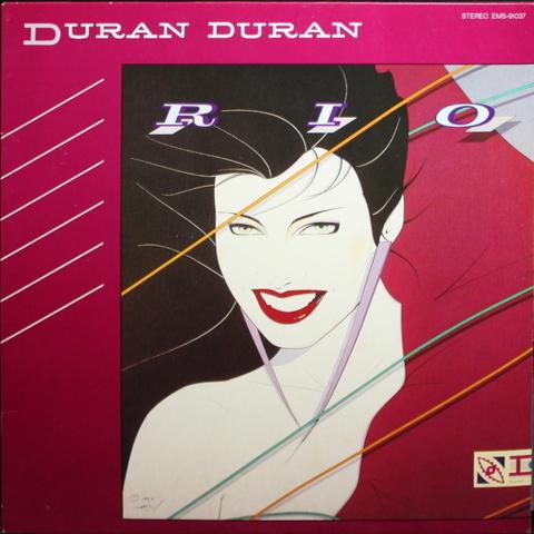 Duran Duran / Rio (LP)