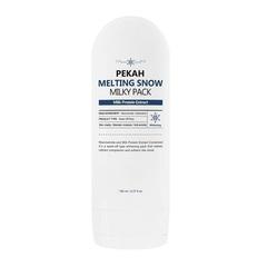 Pekah Молочная осветляющая маска для лица Melting Snow, 150ml