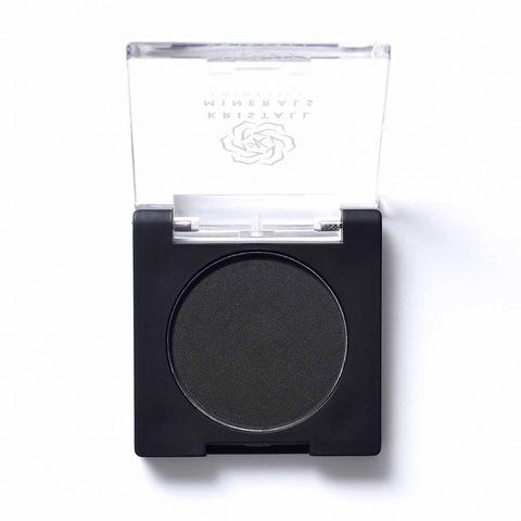 Тени компактные С102 Графит Матовая коллекция 1,7 г (Kristall Minerals Cosmetics)