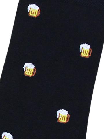Носки Пиво черные