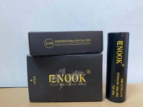 Аккумулятор ENOOK 21700 5000mAh 40A