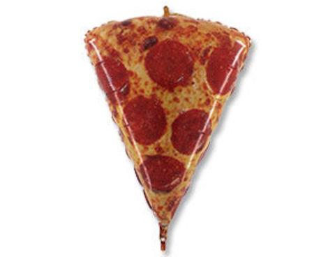 Фольгированный шар Пицца