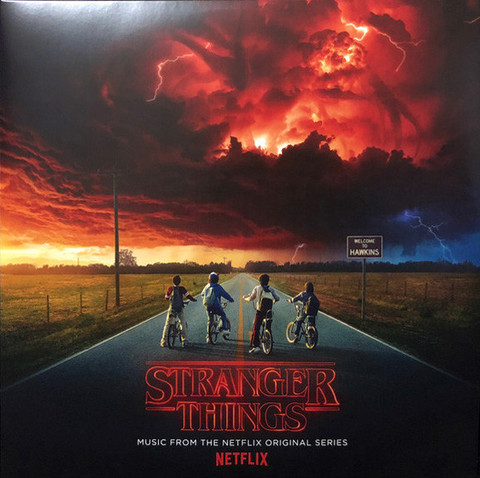 OST - Stranger Things (Music From The Netflix Original Series)