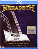 Megadeth / Rust In Peace Live (Blu-ray)