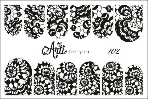 Слайдер Arti for You №102