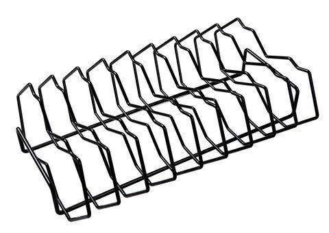 Большая премиум решетка для приготовления ребер Primo Deluxe