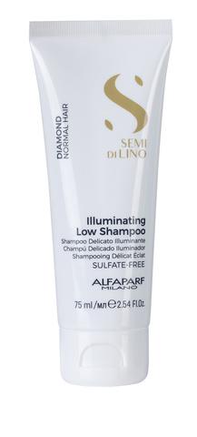 Alfaparf Milano Шампунь для нормальных волос, придающий блеск Semi Di Lino Diamond Illuminating Shampoo