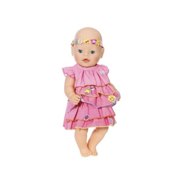 Zapf Creation Baby born 824-481 Бэби Борн Платье и ободок-украшение