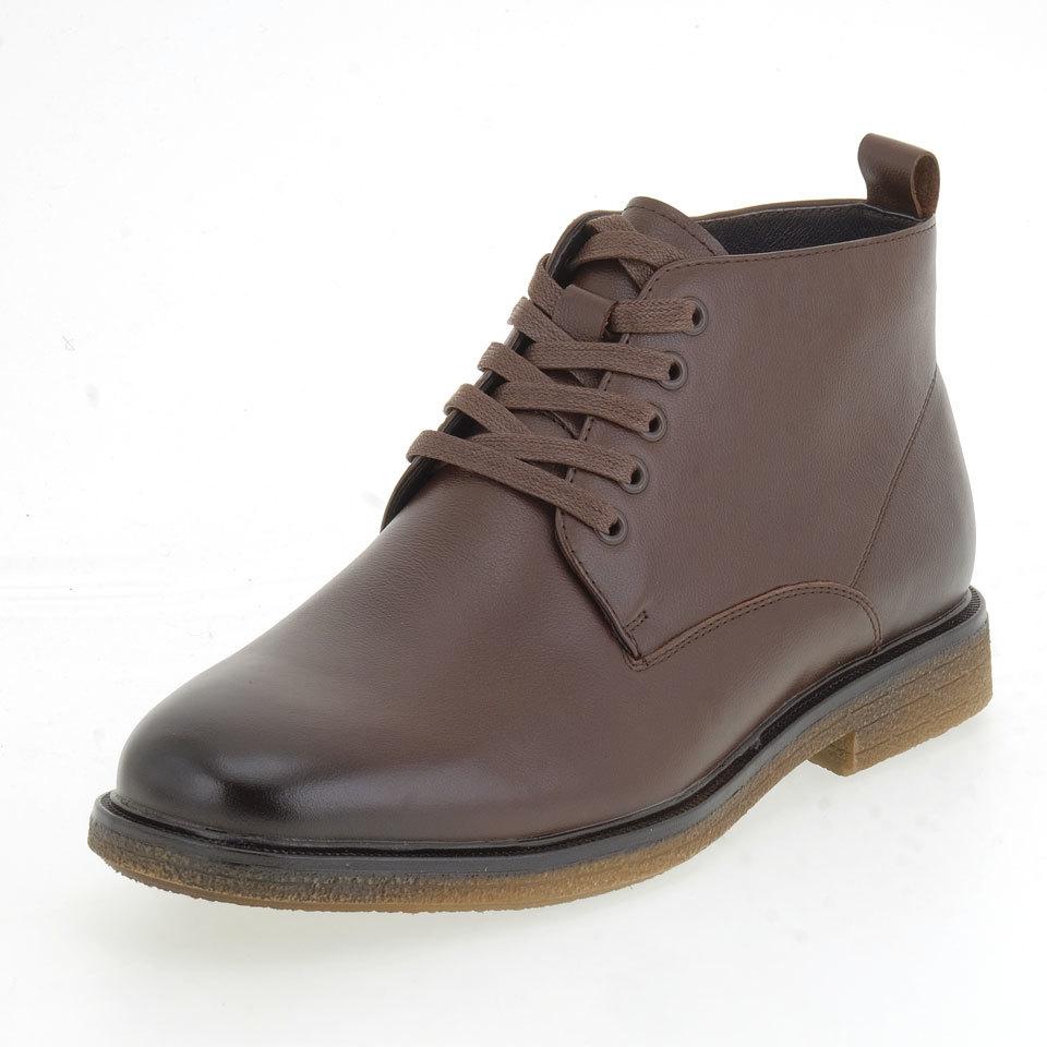 Ботинки ZENDEN _ 73-02MV-011KR коричневый