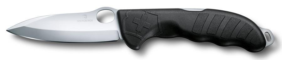 Складной швейцарский нож Victorinox Hunter Pro M, цвет чёрный (0.9411.M3) - Wenger-Victorinox.Ru