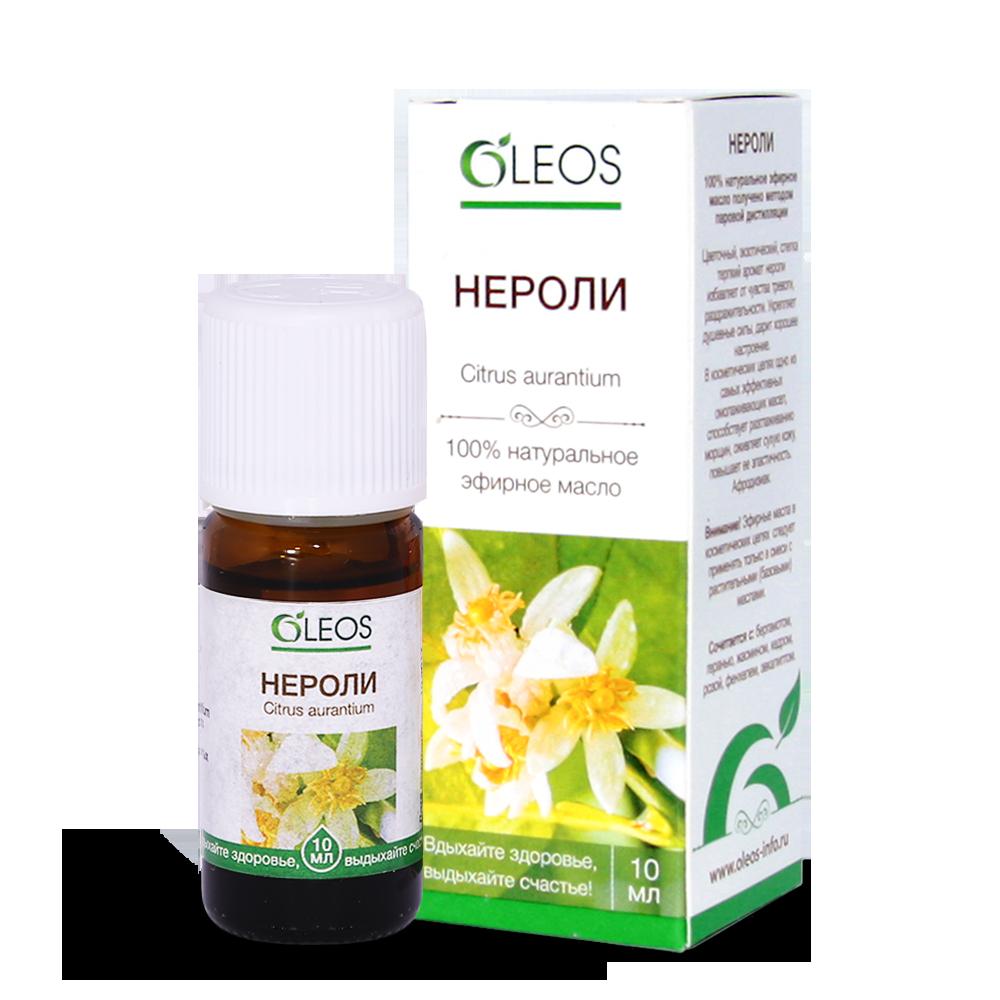 Эфирное масло Нероли Oleos