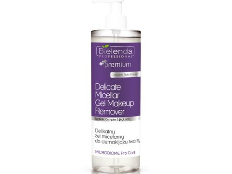 MICROBIOME Pro Care Нежный мицеллярный гель для снятия макияжа