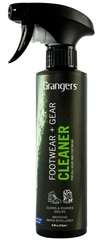 Средство для очистки обуви и снаряжения Grangers Footwear&Gear Cleaner 275 мл