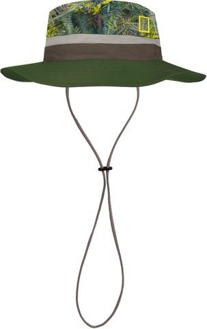 Шляпа походная Buff Booney Hat Uwe Green фото 1