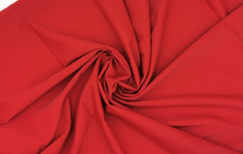 Микрофибра, темно-красная, (Арт: MF-101)