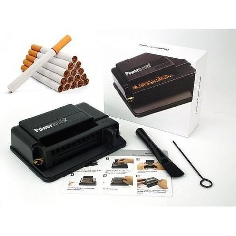 Машинка POWERMATIC MINI для набивки сигаретных гильз