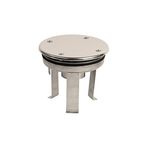 Водозабор с антивихр. крышкой д.165 (плитка) G2