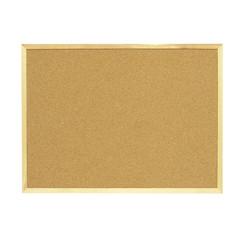 Доска пробковая Attache Economy 45х60 см деревянная рама