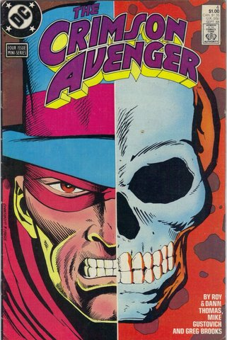 The Crimson Avenger #4
