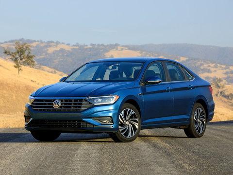 Чехлы на Volkswagen Jetta 2018–2021 г.в.