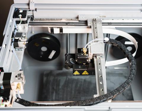 3D-принтер Markforged Mark Two