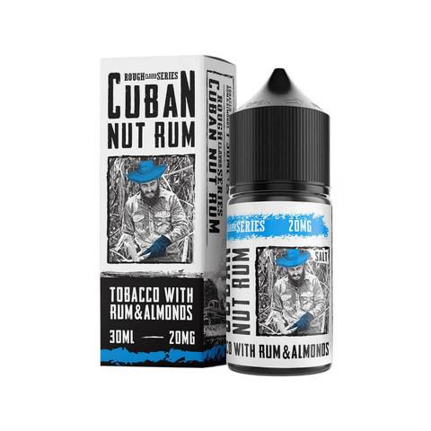 Жидкость Rough Flavor Series Salt 30 мл Cuban Nut Rum