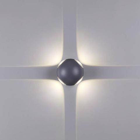 Уличный настенный светодиодный светильник 358464 серии CALLE