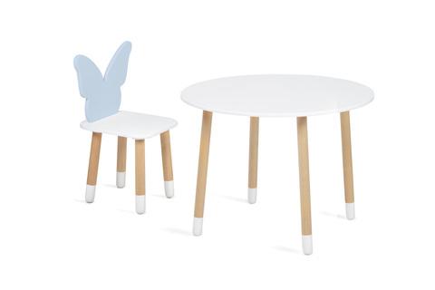 Детский стульчик Mini (Бабочка)