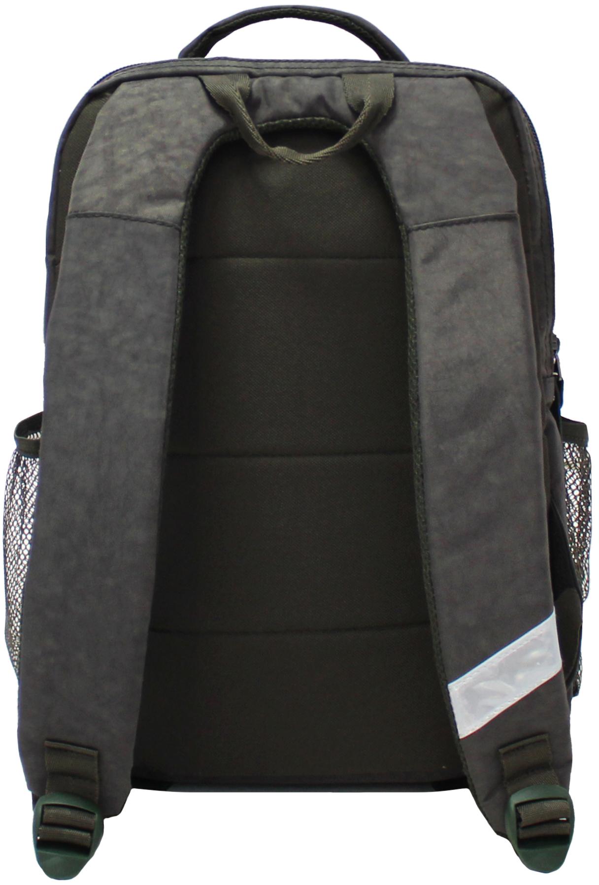 Рюкзак школьный Bagland Школьник 8 л. 327 хакі 4 м (00112702)