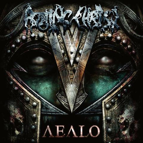 Rotting Christ / Aealo (RU)(CD)