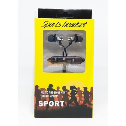 Наушники Sport на магнитах