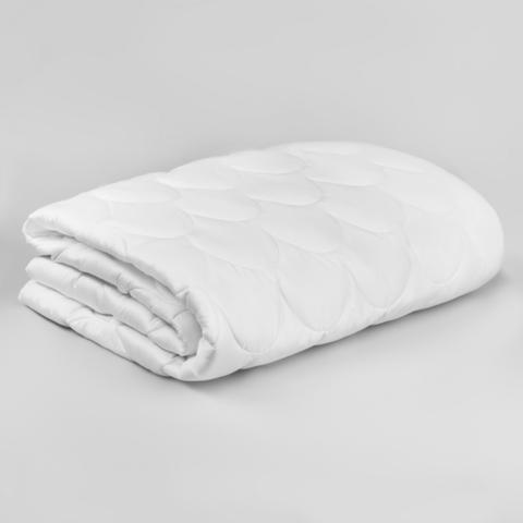 Одеяло сатин Веста белый