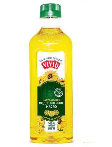 Масло подсолнечное нерафинированное VIVID (Алекарт)